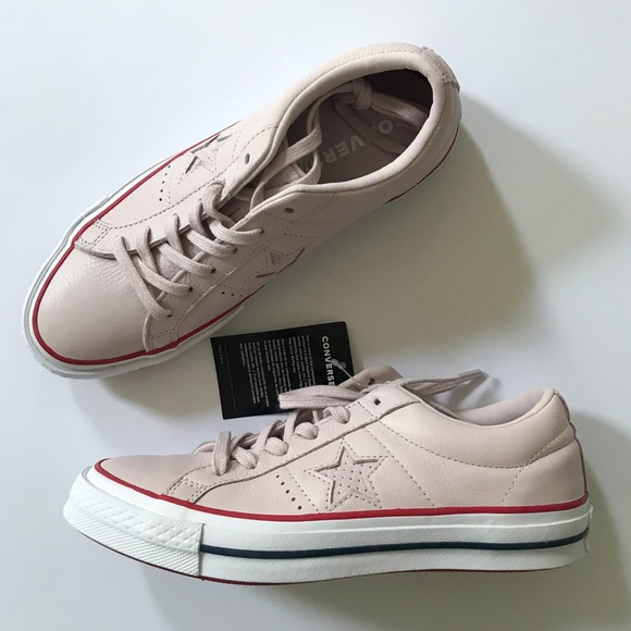 2af89ff0e83a Converse One Star Sneaker Barely Rose Pink